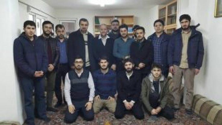PROF. DR. USAME EL-HAMAVİ HOCA İLİM YOLUNDA OLMANIN ÖNEMİNİ ANLATTI
