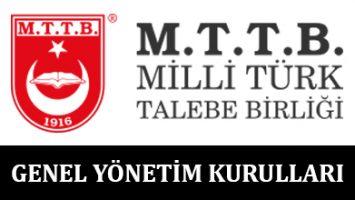 52. Dönem MTTB Genel Yönetim Kurulları