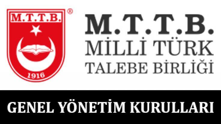 54. Dönem MTTB Genel Yönetim Kurulları