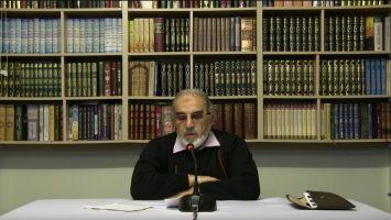 Kenzü'l İrfan Sohbetleri – Mehmet Taşkıran (18.03.2016)