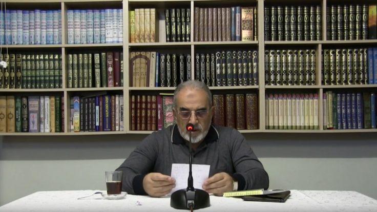 Kenzü'l İrfan Sohbetleri – Mehmet Taşkıran (01.04.2016)