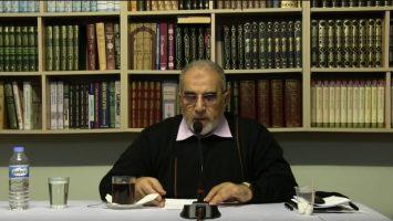 Kenzü'l İrfan Sohbetleri – Mehmet Taşkıran (18.12.2015)