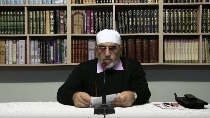 Kenzü'l İrfân Sohbetleri – Mehmet Taşkıran (25.12.2015)