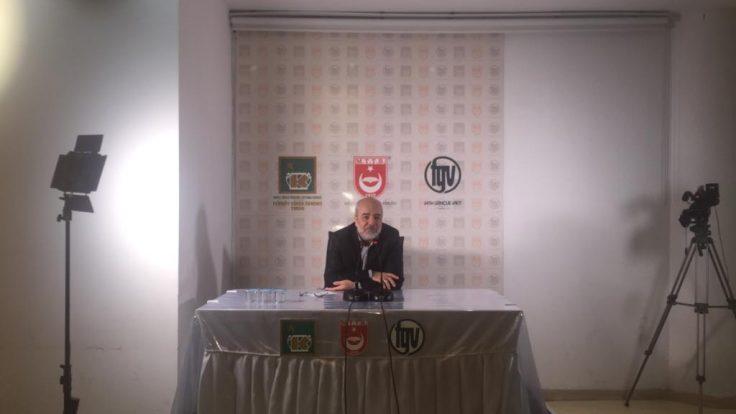 Fatih Gençlik Vakfı Genel Başkanı Vehbi Ecevit 102. Yılında MTTB'yi Anlattı