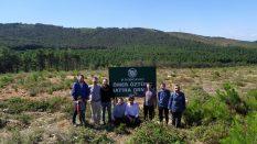 Ömer Öztürk Hatıra Ormanı Büyüyor