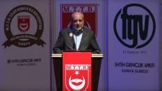 """""""MTTB'liler Konya'da Buluşuyor – 2013"""" Programından Kısa Kesitler"""