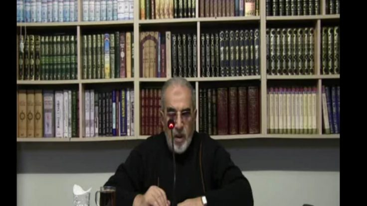 Kenzü'l İrfan Sohbetleri – Mehmet Taşkıran (08.01.2016)