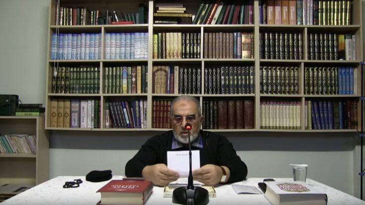 Kenzü'l İrfan Sohbetleri – Mehmet Taşkıran (15.01.2016)