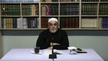 Kenzü'l İrfân Sohbetleri – Mehmet Taşkıran (04.12.2015)