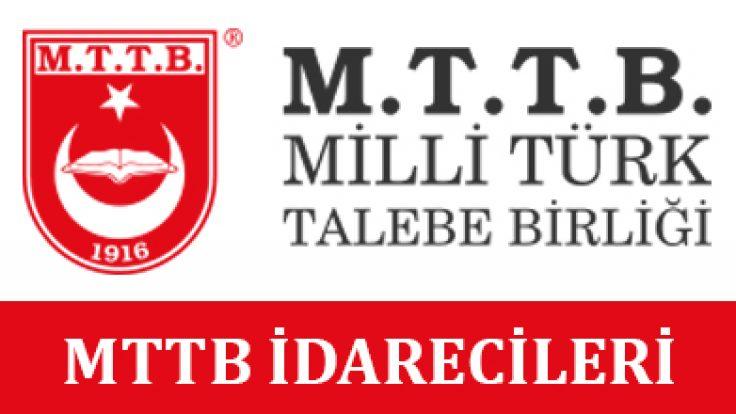 55.Dönem MTTB İdarecileri
