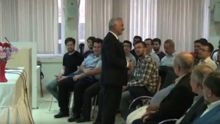 Temel Kotil Feriköy Yurdu Konferansı