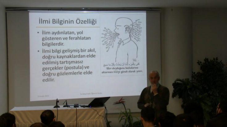 Bahattin Karagözoğlu – Zamanın Önemi ve Etkin Kullanımı (09.12.2015)