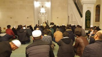 Mahmud Sami Efendi Hazretleri Dualarla anıldı