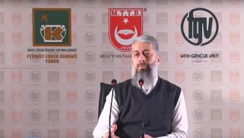 """Yitik Hikmetten Garip Dine"" Prof. Dr. Bedri Gencer"