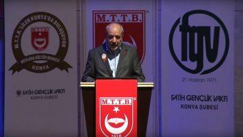 MTTB'liler Konya'da Buluşuyor – 2013