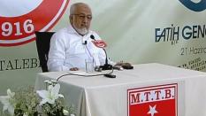 Milli Türk Talebe Birliği | Muhterem Ömer Öztürk